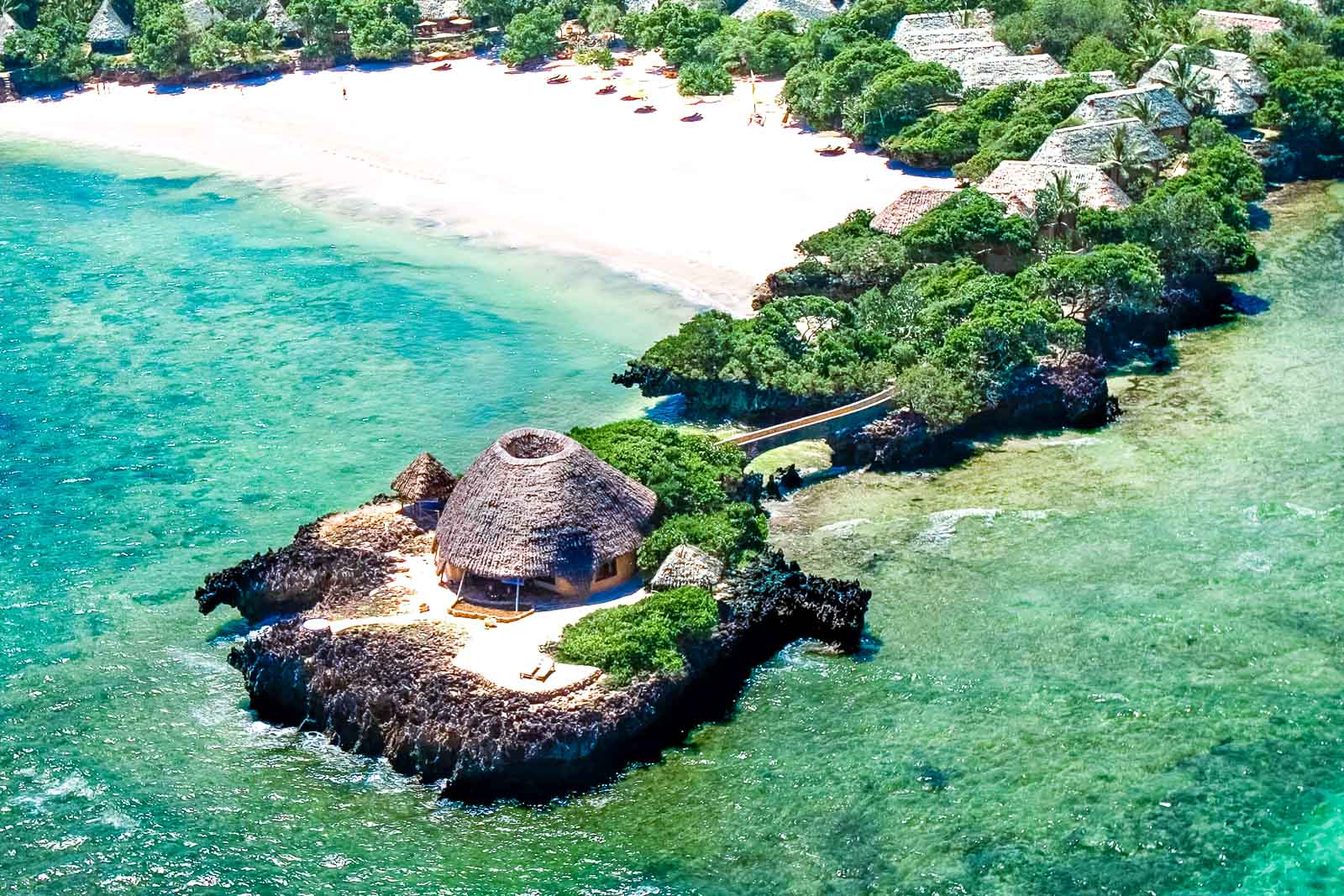 The Sands At Chale Island Diani Beach Kenya